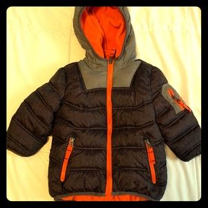 Snozu Toddler puffy jacket